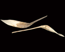Shoe Horn Short Stem Bleach