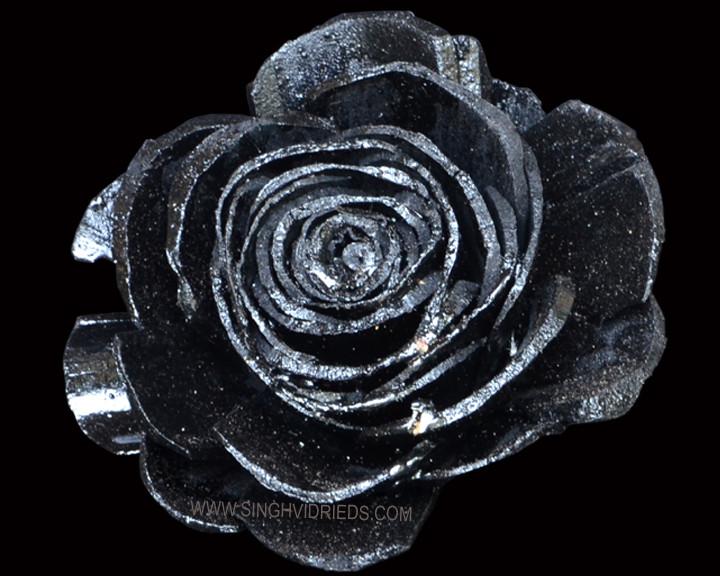 Sola Skin Beauty Rose Enamel Black
