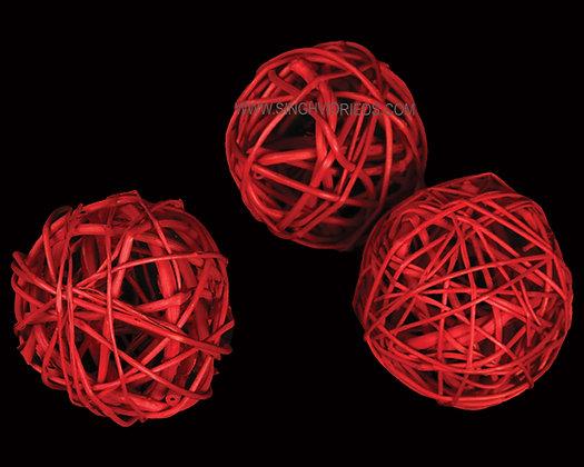 Lata Ball Red