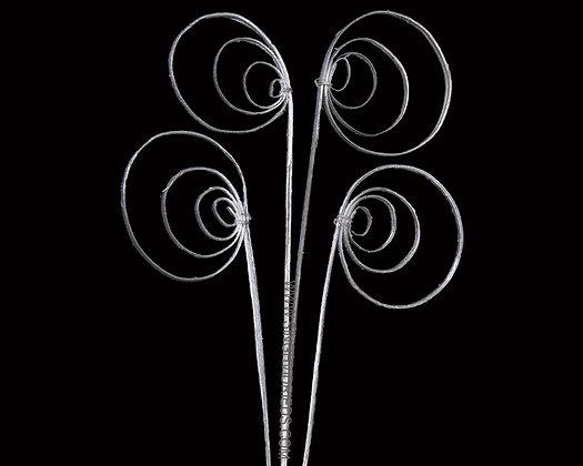 Cane Circle Silver