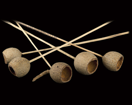 Gouri Cup on Bamboo Stem