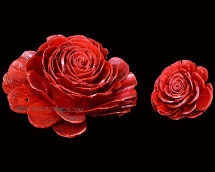 Sola Skin Beauty Rose Enamel Red