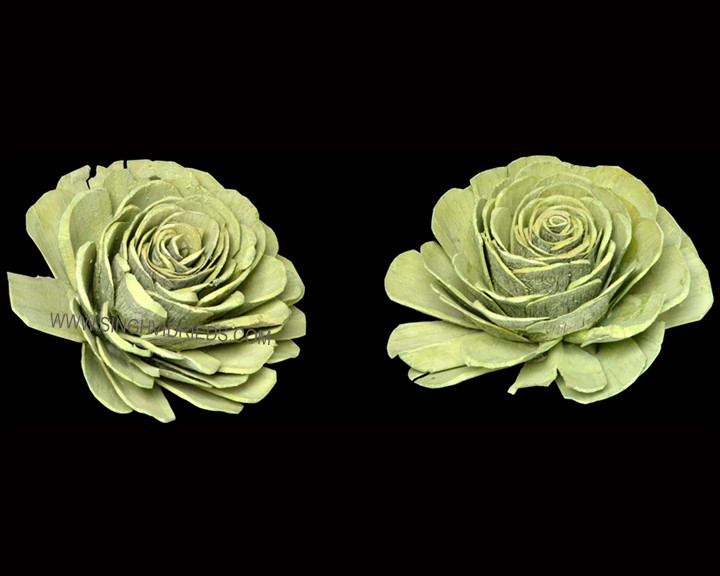 Sola Skin Beauty Rose Antique Two Tone Yellow