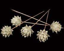 Arti Choke on Bamboo Stem