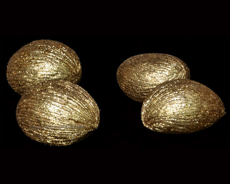 Mintolla Ball Gold with Gold Glitter