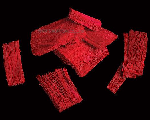 Palm Net Cut Red