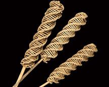 Lata Roman Candle Stick
