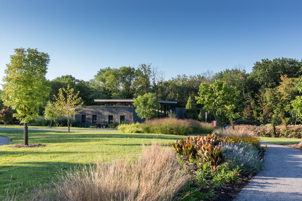 Cylburn Arboretum Master Plan + Visitor Center