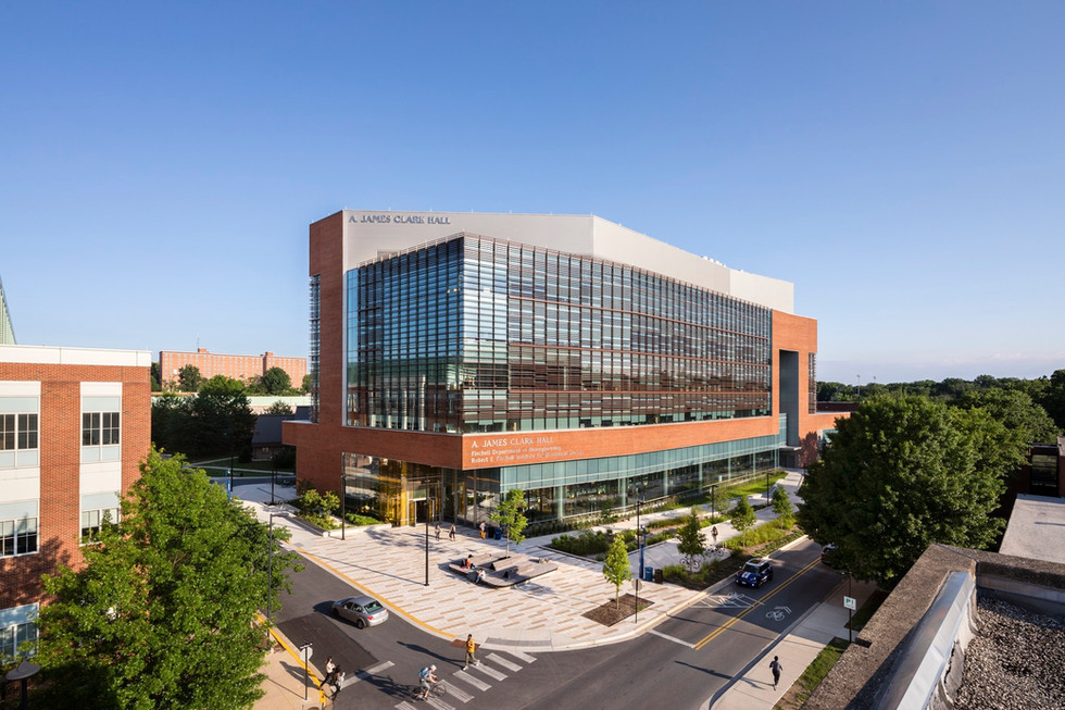 University of Maryland BioEngineering Building