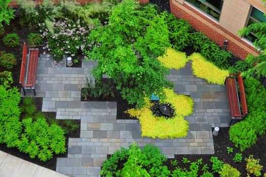 Upper Chesapeake Cancer Center Healing Garden