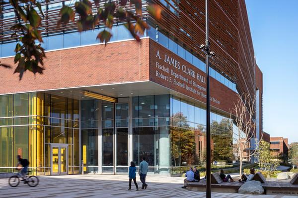 A. James Clark Bioengineering Building