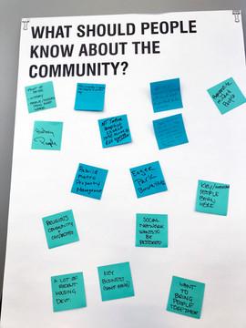 Last Mile Park Community Workshop