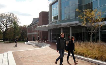 Washington College Gibson Center for the Arts