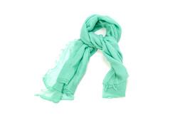 Pastel Green Scarf