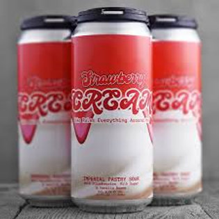 Strawberry CREAM 4-Pack