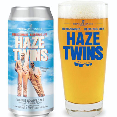 BeerThugLife Haze Twins Single Can