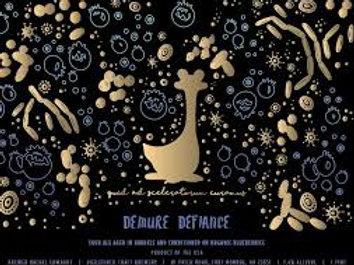 Oozlefinch Demure Defiance 4-Pack