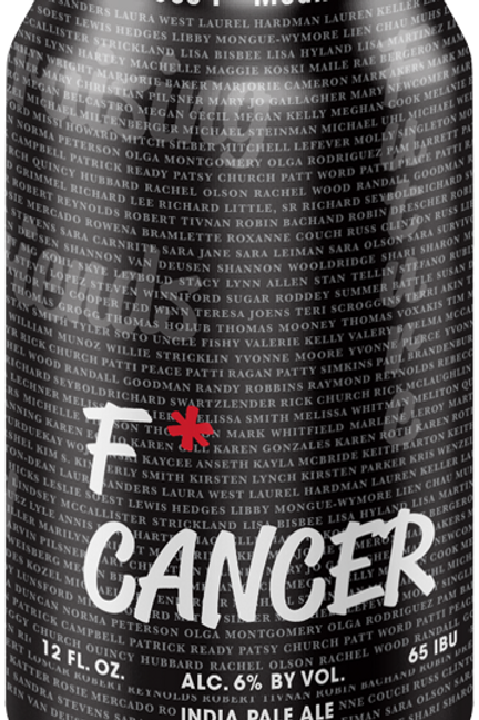 Silver Moon F* Cancer 6-Pack