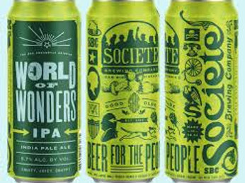 Societe World of Wonders Single Can