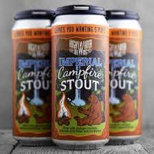 High Water Imperial Campfire Stout 4-Pack