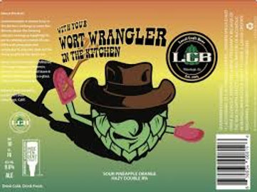 With Your Wort Wrangler In The Kitchen 4-Pack