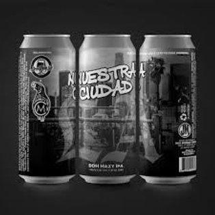 BeerThugLife x Cerveceria Mundial Nuestra Ciudad 4-Pack