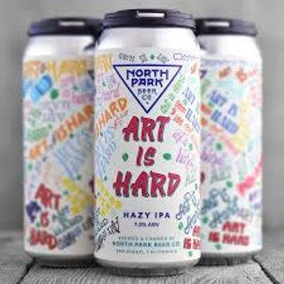 North Park Art is Hard Single