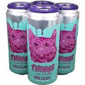 Things...for your head Pina Colada Seltzer 4-Pack