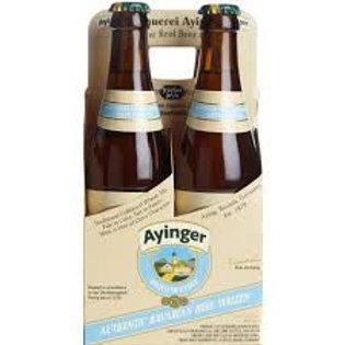 Ayinger Brauweisse Hefe 4-Pack