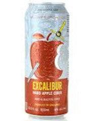 Excalibur Apple Cider 4-Pack