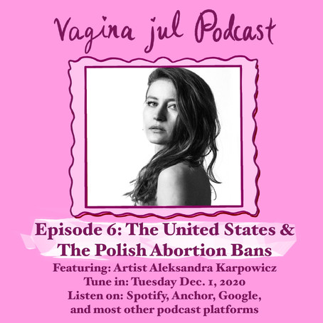Ep 6: Abortion Bans in Poland and the US