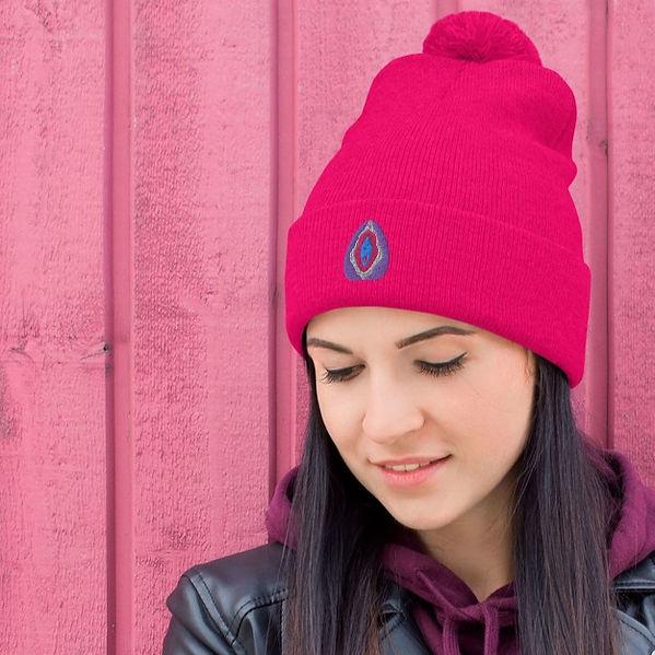 pom-pom-knit-cap-neon-pink-front-6024475