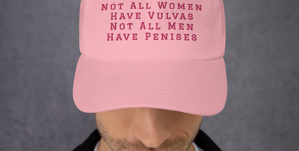 """""""Not All"""" Dad hat"""