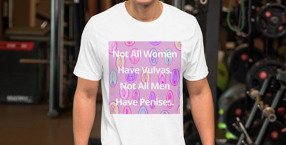 """""""Not All"""" Short-Sleeve T-Shirt"""