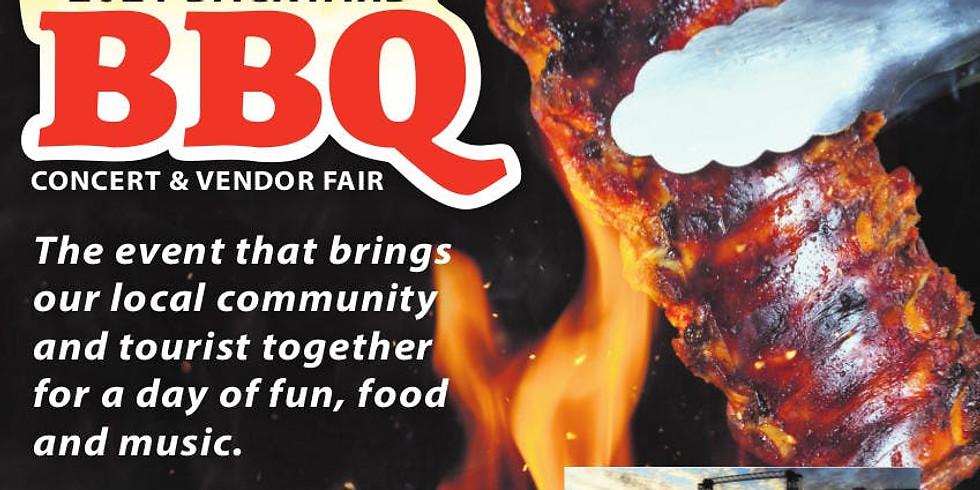 Backyard BBQ Concert & Vendor Fair