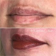 Lip Blush Tattooing
