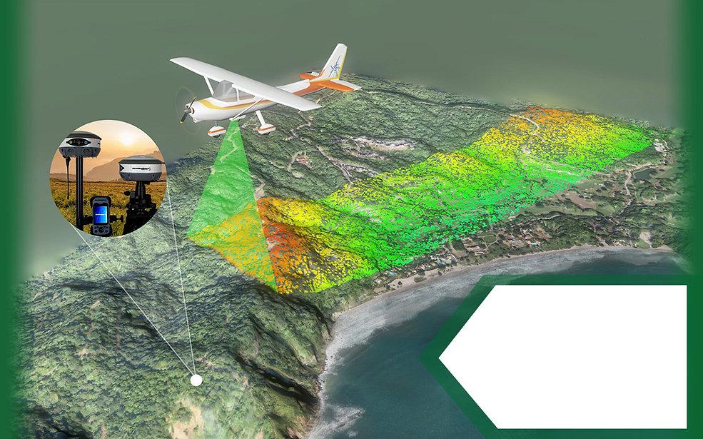 aerial topography, lidar, lidar america, photogrammetry, bathymetry