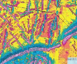 Mapa vertical de Gradiente