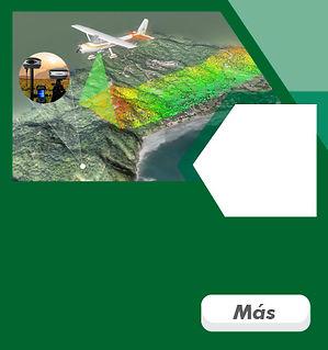 topografia aerea, lidar, lidar méxico, fotogrametría