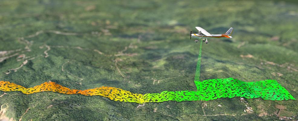 aerial topography, lidar, lidar america, photogrammetry
