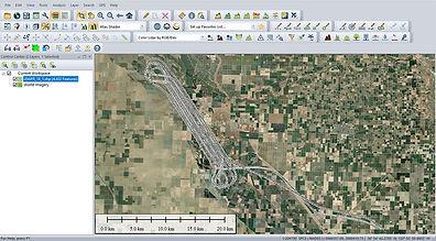 Lidar america trajectories photogrammetric