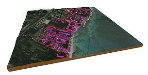 DEM RGB planimetry