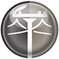 power lines icon