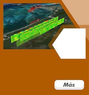 mapeo resistividad eléctrica, geofísica, topografía aerea, lidar, lidar méxico, fotogrametría