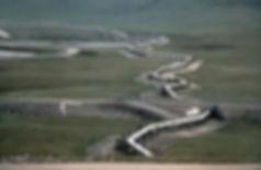 Lidar e Imagenes para planeacion, diseño de infraestructura para extraccion y procesamiento de Petroleo y Gas