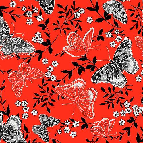 Poppy Promenade Butterfly Red Pearlescent KAS7981P-10_1