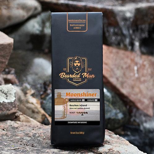 Moonshiner Coffee (Bourbon Infused)