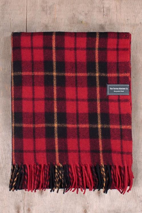 Wallace Tartan Blanket