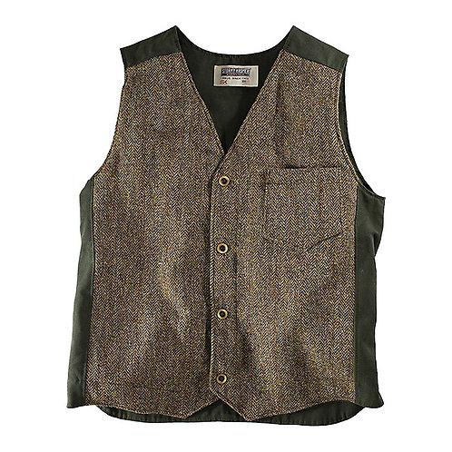Stormy Kromer Harris Tweed Uptown  Vest