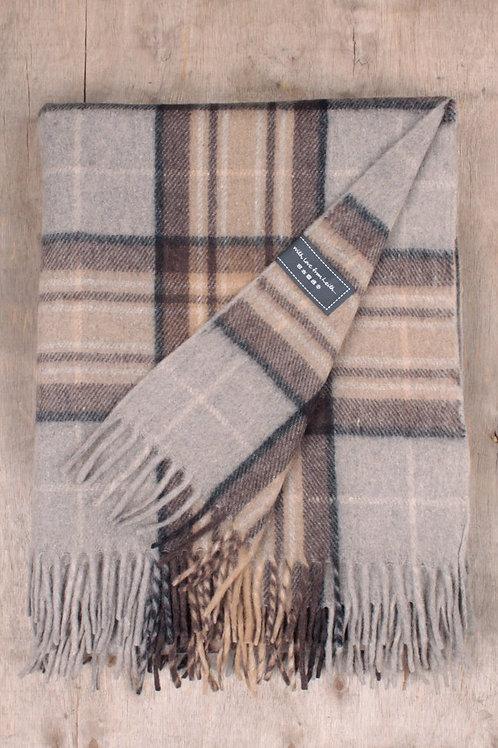 McKellar Tartan Blanket